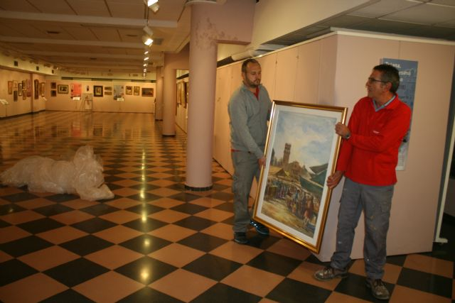 "It is decided to dismantle the commemorative exhibition of the Centennial of the City ""Totana, in centesimo anno suo"""