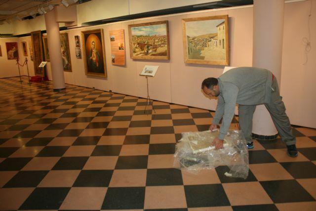 Se decide desmontar la exposición conmemorativa del Centenario de la Ciudad Totana, in centesimo anno suo - 3, Foto 3