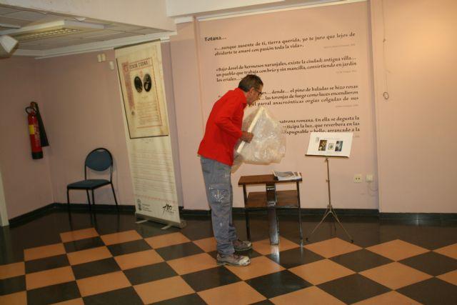 Se decide desmontar la exposición conmemorativa del Centenario de la Ciudad Totana, in centesimo anno suo - 5, Foto 5