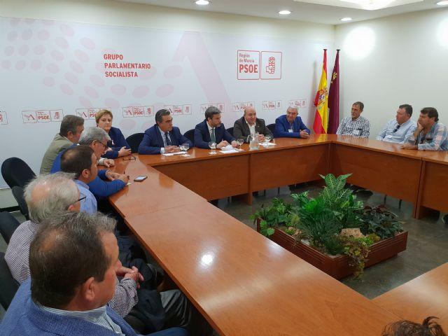 Vía libre con el respaldo mayoritario de la Asamblea a la propuesta del PSOE para que el melocotón de Cieza consiga el indicador IGP - 1, Foto 1