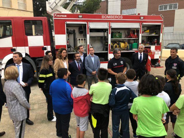 Clausura de la Semana de la Prevención contra Incendios en Archena - 1, Foto 1