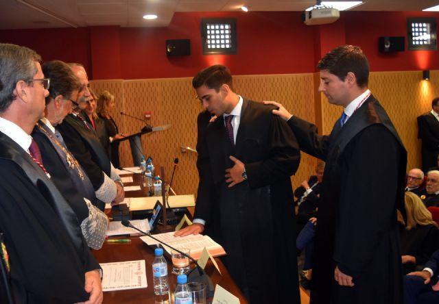 El Colegio de Abogados de Murcia presenta su renovada sede en una jornada de puertas abiertas - 4, Foto 4