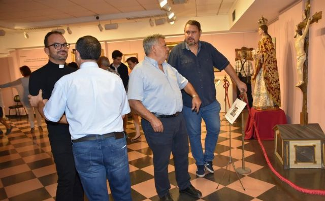 "More than 600 people have visited to date the commemorative exhibition of the Centennial of the City ""Totana, in centesimo anno suo"", Foto 5"