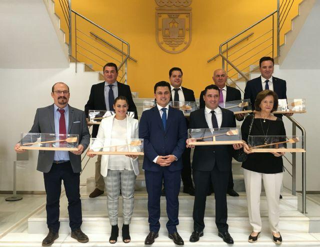 os ocho alcaldes pedáneos del municipio toman posesión de sus cargos - 1, Foto 1