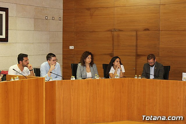 The Socialist Municipal Group presents 7 motions to the Plenary of November