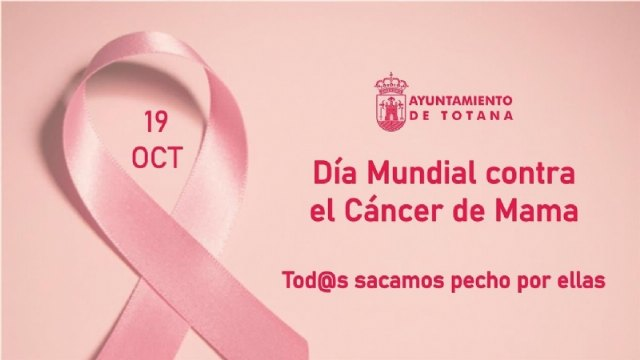 The City Council expresses its support to all the women who battle breast cancer daily and those who dedicate their lives to research for its cure