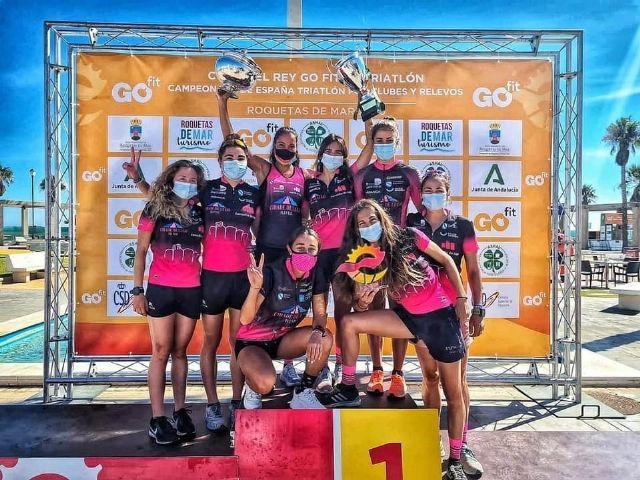 Natalia Hidalgo se proclama Campeona de la Copa de la Reina de Triatlón - 4, Foto 4