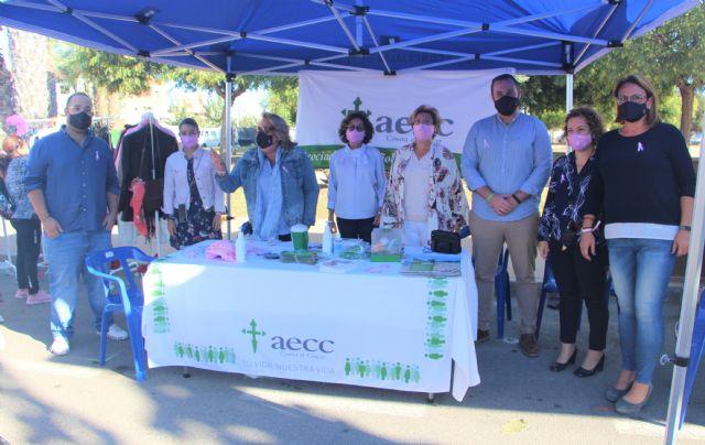 La AECC de San Pedro del Pinatar conmemora el Día Mundial del Cáncer de Mama - 1, Foto 1