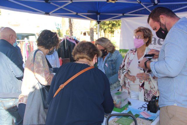 La AECC de San Pedro del Pinatar conmemora el Día Mundial del Cáncer de Mama - 2, Foto 2