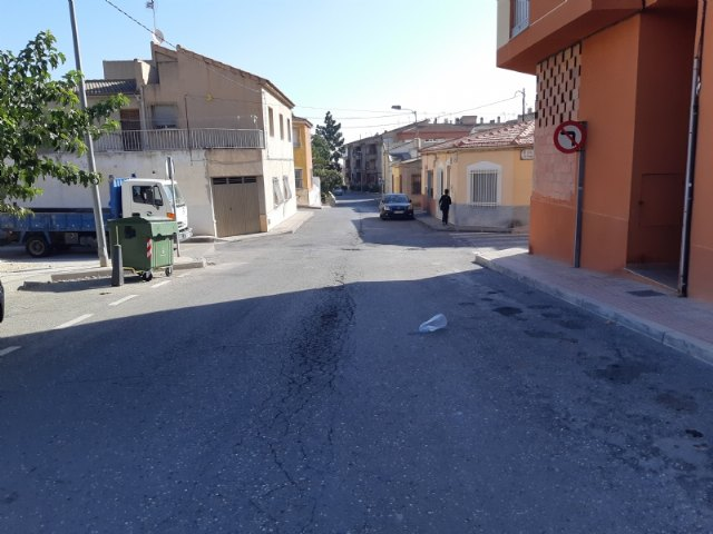 Awarded the technical direction of the installation works of a sanitation pipe in Bolnuevo street within the actions of POS'2020