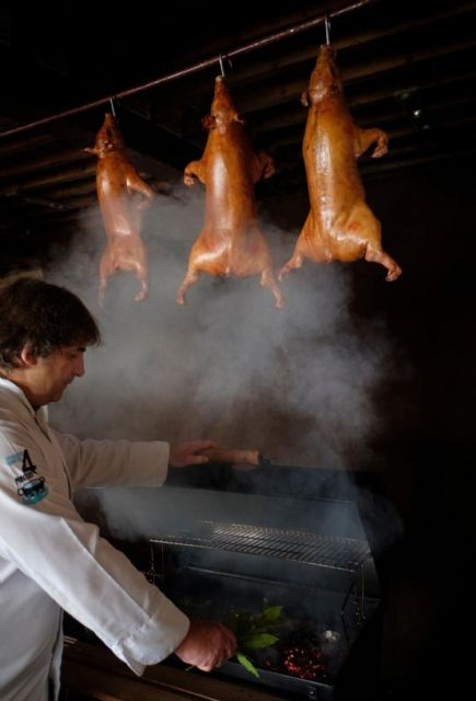 Los hermanos Sánchez Monje presentan PIG PEKÍN - 1, Foto 1