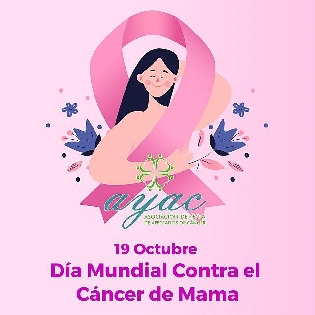 AYAC refuerza la prevención en el Día Mundial del Cáncer de Mama - 1, Foto 1