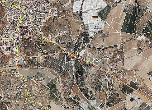 Fallece un motorista al colisionar con un turismo en Mazarrón - 1, Foto 1