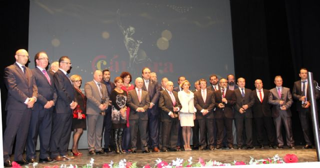 Las empresas lumbrerenses Horno de las Canas y Adara Patrimonio Inteligente son galardonadas en los Premios Empresariales de la Cámara de Comercio de Lorca y Puerto Lumbreras - 1, Foto 1