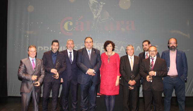 Las empresas lumbrerenses Horno de las Canas y Adara Patrimonio Inteligente son galardonadas en los Premios Empresariales de la Cámara de Comercio de Lorca y Puerto Lumbreras - 2, Foto 2