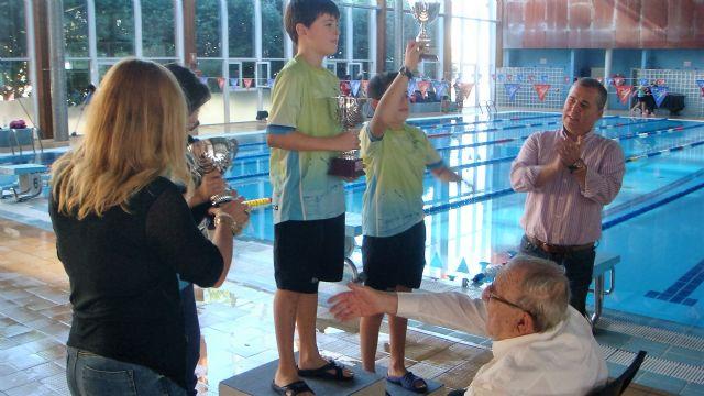400 nadadores han participado esta mañana en Alcantarilla en el XXXV Trofeo Enrique García Villalba - 2, Foto 2