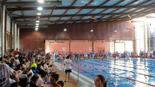 400 nadadores han participado esta mañana en Alcantarilla en el XXXV Trofeo Enrique García Villalba - 3, Foto 3