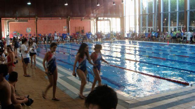 400 nadadores han participado esta mañana en Alcantarilla en el XXXV Trofeo Enrique García Villalba - 4, Foto 4