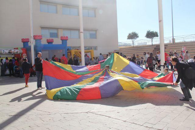 Puerto Lumbreras celebra el Día Mundial de la Infancia con actividades para los niños - 1, Foto 1