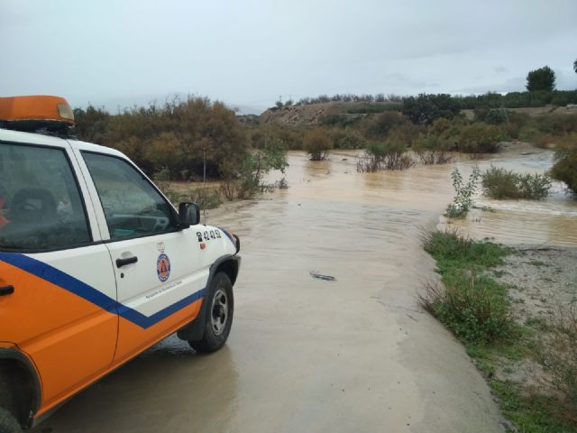 The rural roads of Juan Teresa and Paso del Molino are cut off due to the effect of the rains registered since the beginning of the storm, Foto 3