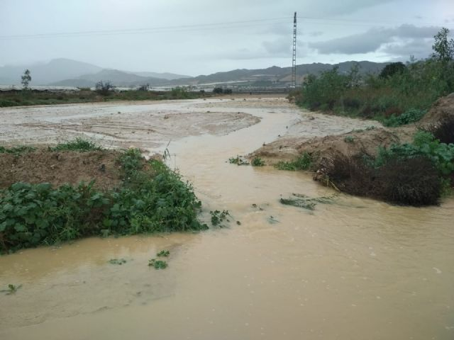 The rural roads of Juan Teresa and Paso del Molino are cut off due to the effect of the rains registered since the beginning of the storm, Foto 5