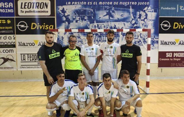 Aidemar CFS Pinatar azúl se proclama Campeón de España de Fútbol Sala en la categoría 1ª división adaptada - 2, Foto 2