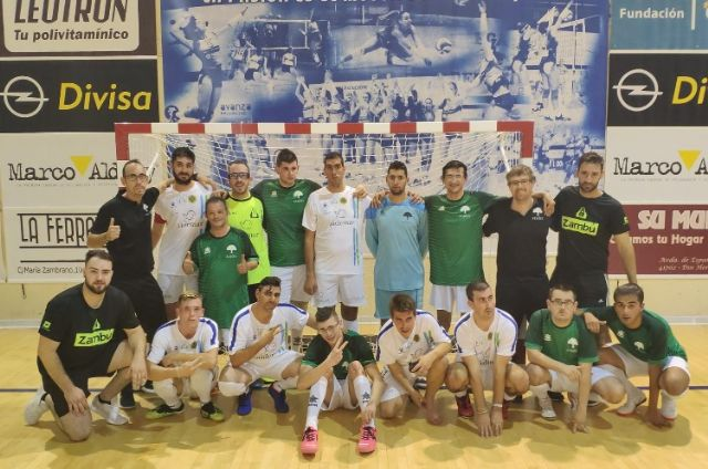Aidemar CFS Pinatar azúl se proclama Campeón de España de Fútbol Sala en la categoría 1ª división adaptada - 3, Foto 3