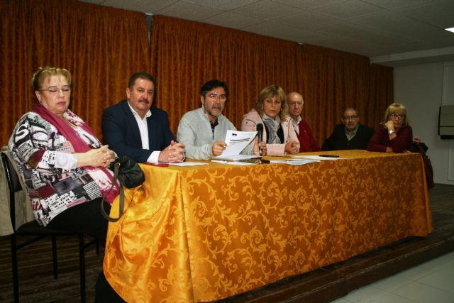 Se celebra la Asamblea General Ordinaria del Centro Municipal de Personas Mayores de la plaza de la Balsa Vieja - 2, Foto 2