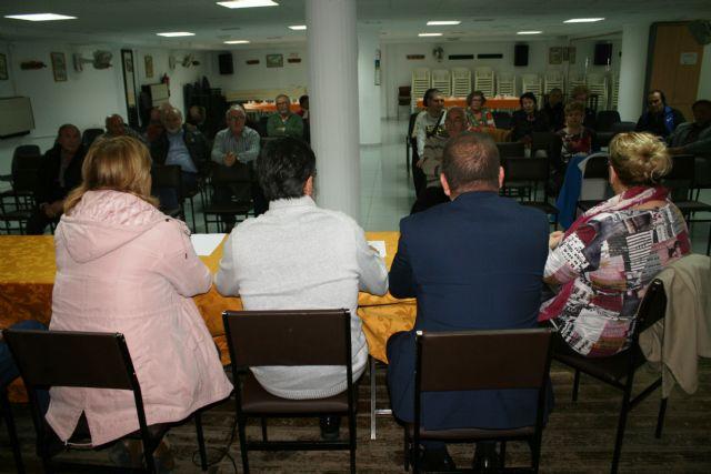 Se celebra la Asamblea General Ordinaria del Centro Municipal de Personas Mayores de la plaza de la Balsa Vieja - 3, Foto 3