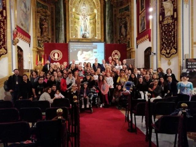 AELIP estuvo presente en el XII Congreso internacional de Enfermedades raras