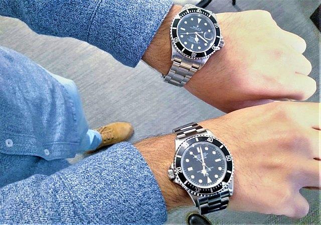 Casi la mitad de las personas no sabe identificar un reloj de lujo original de una imitación - 1, Foto 1