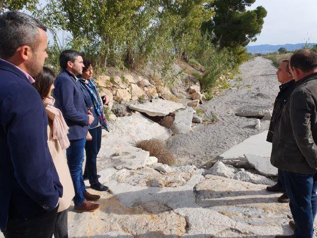 Se invertirán cerca de 700.000 euros en reparar caminos rurales en Puerto Lumbreras - 1, Foto 1