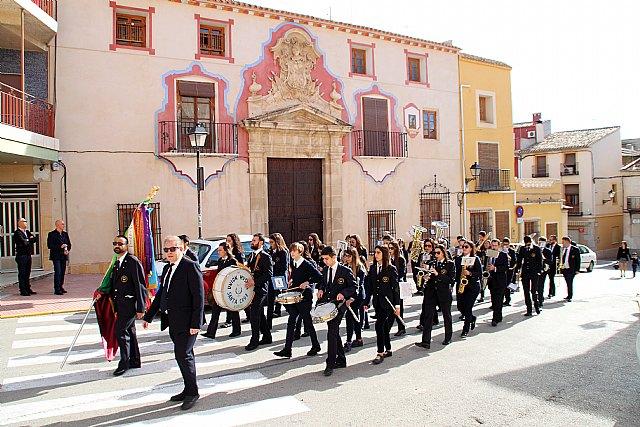 25 años celebrando Santa Cecilia en la Unión Musical Santa Cruz de Abanilla - 2, Foto 2