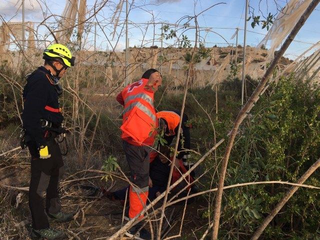 Localizada la mujer de 85 años que había desaparecida en Mazarrón - 3, Foto 3