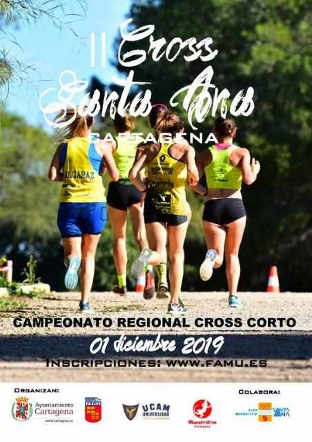 II Cross Santa Ana - Cto. Regional Cross Corto Individual y por Clubes 1 diciembre - 1, Foto 1