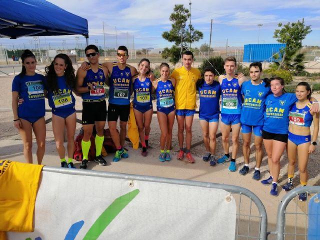 El UCAM Atletismo Cartagena domina el Regional de Cross de Relevos - 1, Foto 1