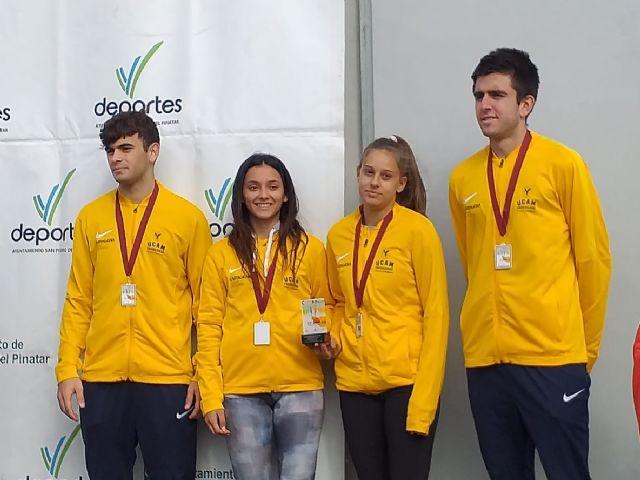 El UCAM Atletismo Cartagena domina el Regional de Cross de Relevos - 2, Foto 2