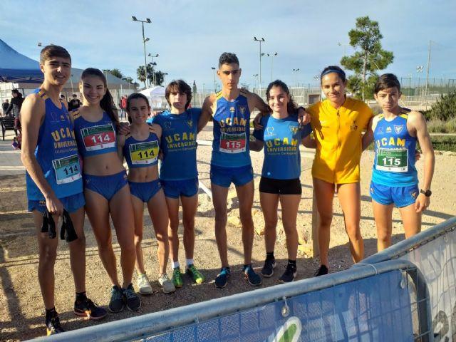 El UCAM Atletismo Cartagena domina el Regional de Cross de Relevos - 3, Foto 3