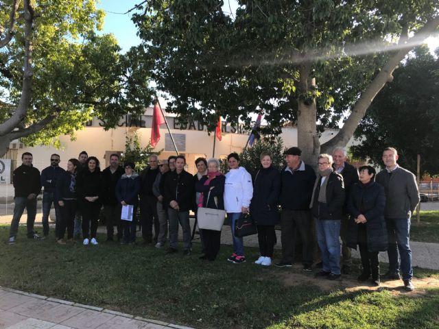 Las obras de rehabilitación del Centro de Mayores y futuro Centro de Día de Balsicas avanzan a buen ritmo - 3, Foto 3