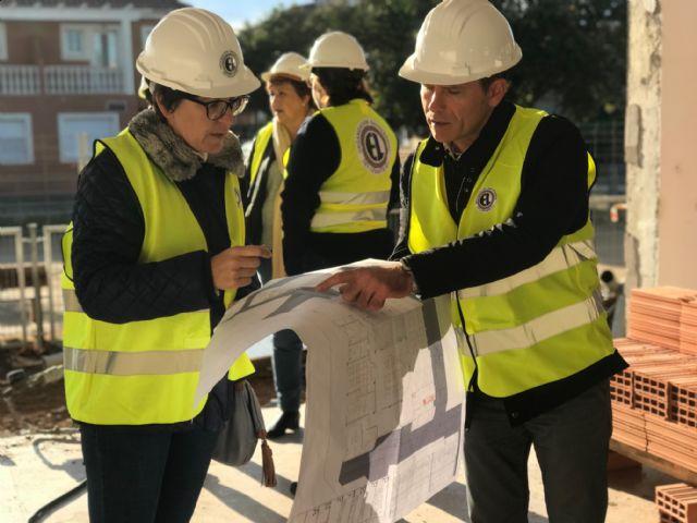 Las obras de rehabilitación del Centro de Mayores y futuro Centro de Día de Balsicas avanzan a buen ritmo - 4, Foto 4