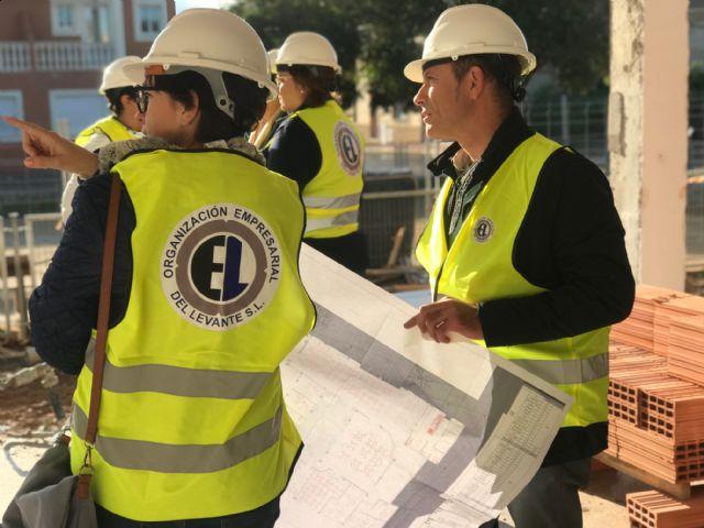 Las obras de rehabilitación del Centro de Mayores y futuro Centro de Día de Balsicas avanzan a buen ritmo - 5, Foto 5