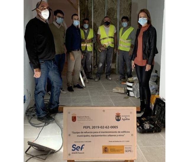 Finalizan los trabajos de los participantes del Programa de Empleo Público Local - 1, Foto 1