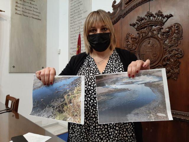 IU Lorca pide responsabilidades políticas por el vertido al pantano de Puentes de aguas fecales procedentes de Vélez Rubio - 1, Foto 1