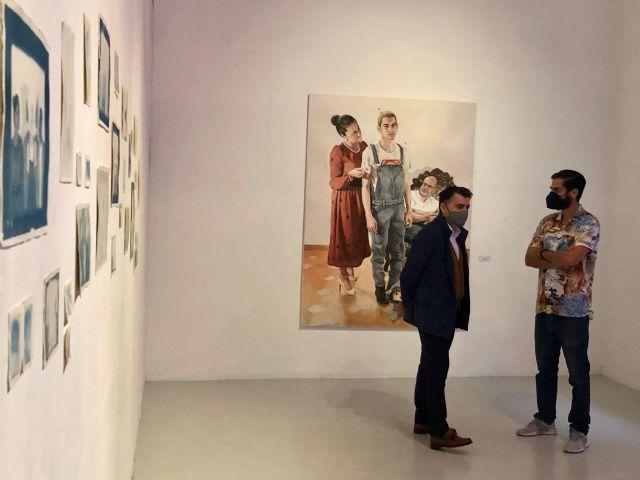 El Centro Párraga muestra ´Home movies: Family Tree´ del artista murciano Jean Carlos Puerto - 1, Foto 1