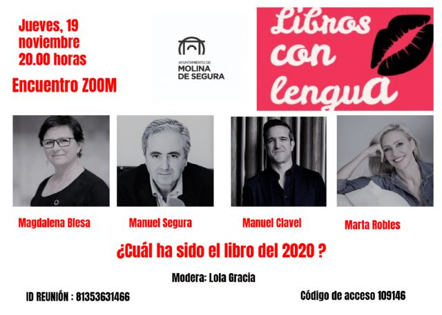 Libros con lengua de Molina de Segura - 1, Foto 1