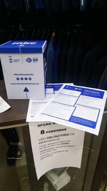 Serrano: Ballesta comienza su proceso participativo Conexión Sur con una encuesta que incumple la ley - 2, Foto 2