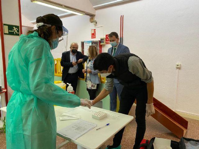 Los funcionarios de las Escuelas Infantiles del municipio dan negativo en las pruebas de detección del coronavirus - 2, Foto 2