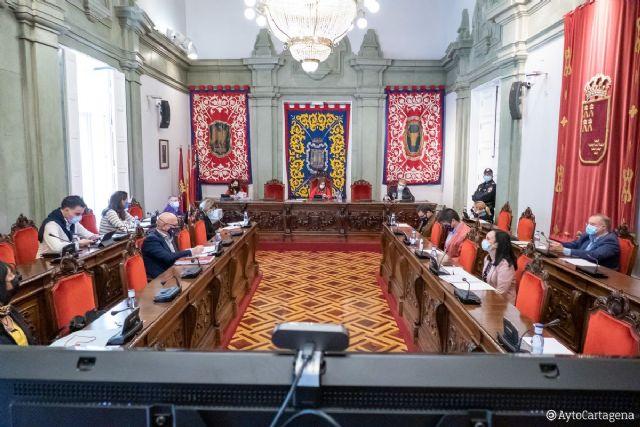 El pleno aprueba destinar dos millones del remanente a combatir los efectos sociales y económicos del Covid-19 - 1, Foto 1