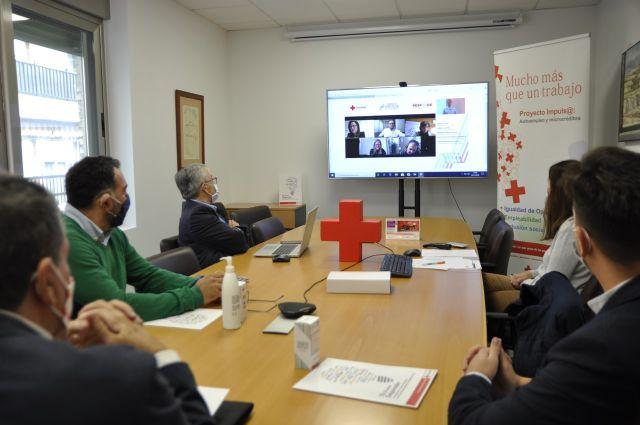 El Tío de la Barca recibe el 2º Premio de los Premios Impulsa al Autoempleo de Cruz Roja - 2, Foto 2