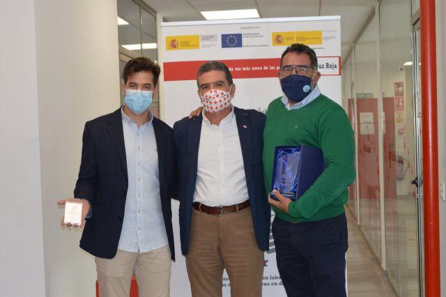 El Tío de la Barca recibe el 2º Premio de los Premios Impulsa al Autoempleo de Cruz Roja - 3, Foto 3